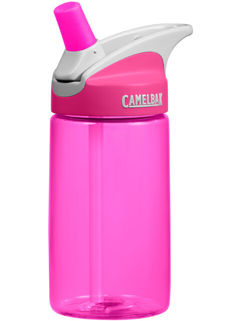 CamelBak eddy Trinkflasche Kids 400ml pink